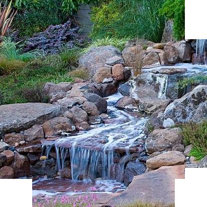 waterfall-circle